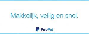 PayPal logo FysioHeuveleind